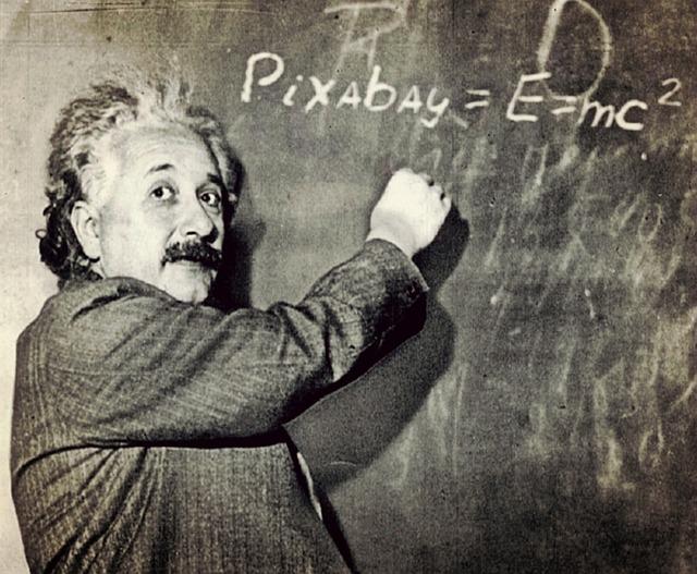 アインシュタイン・相対性理論