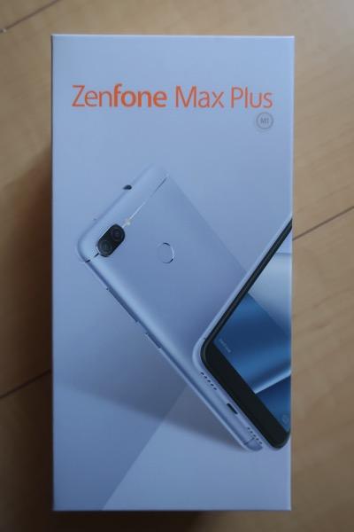 Zenfone Max Plus