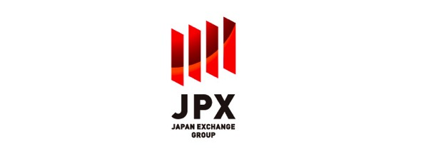 日本取引所グループロゴ